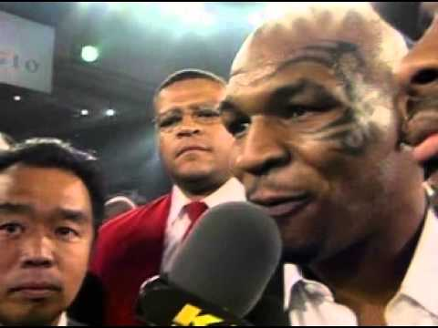 UFC K1 Bob Sapp vs Mike Tyson 0432 - YouTube