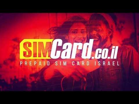 Prepaid SIM Card Israel - Intro