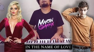 Martin Garrix & Bebe Rexha - In The Name Of Love (EPIC PIANO COVER)