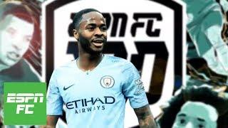 Best wingers of 2018: Is Sadio Mane the man above Sterling & Sane?   ESPN FC 100