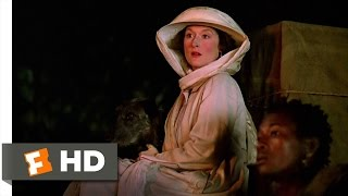 Out of Africa (1/10) Movie CLIP - Karen Arrives at Her New Home (1985) HD