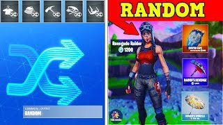 10 RANDOM SKIN COMBOS #9! (Which Is The Best?) | Fortnite Battle Royale!