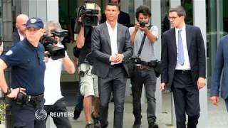 Cristiano Ronaldo's tax woes add US$3.7 million fine