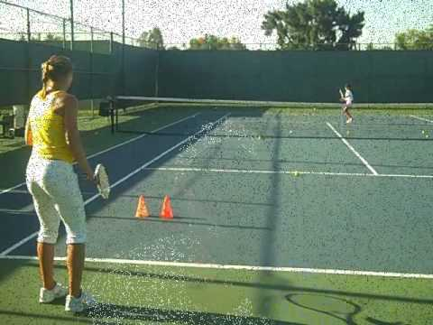 Great Tennis Club and Junior Camp Program at the Braemar Country Club, California