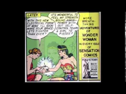 Golden Age Wonder Woman