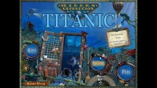 Hidden Expedition Titanic Første 20 min PC