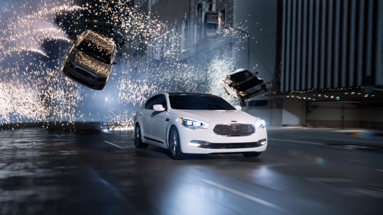 Kia S First Luxury Car Tries To Change Your Mind In Super Bowl Ad