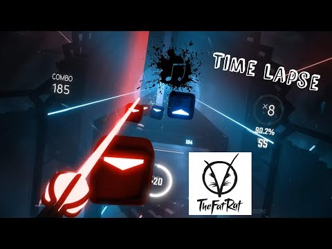 The Fat Rat - Time Lapse ⚔ Beat Saber Custom Song
