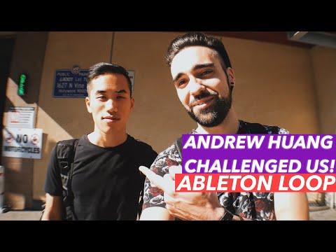 ANDREW HUANG SAMPLE CHALLENGE | ABLETON LOOP VLOG Mp3