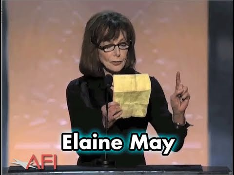 Elaine May Salutes Mike Nichols at the AFI Life Achievement Award   Version