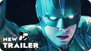 CAPTAIN MARVEL Trailer (2019) Marvel Movie