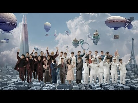 2015 LOTTE DUTY FREE Music Video #Full ver_ENG