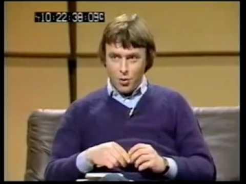Christopher Hitchens, first TV appearance (1980)