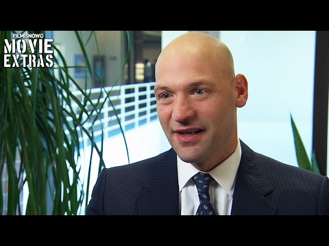 Gold   On-set visit with Corey Stoll 'Brian Woolf'