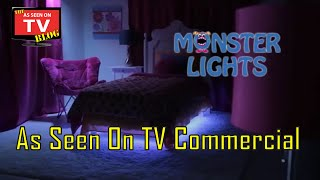 Monster Lights As Seen On TV Commercial Buy Monster Lights As Seen On TV LED Lights For Under Bed