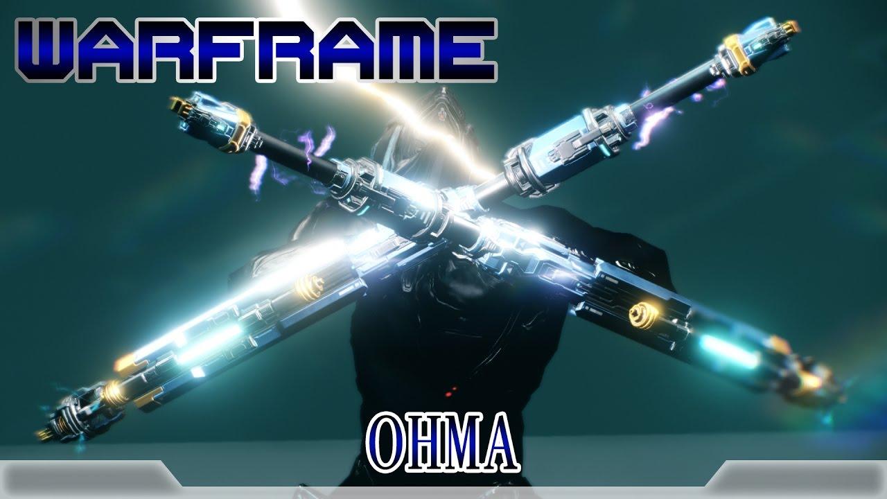 ohma warframe how to get