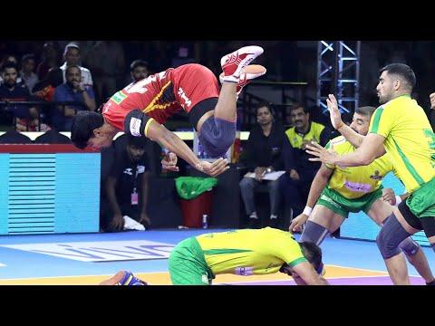 Pro Kabaddi 2019 Highlights | Bengaluru Bulls vs Tamil Thalaivas |  M70
