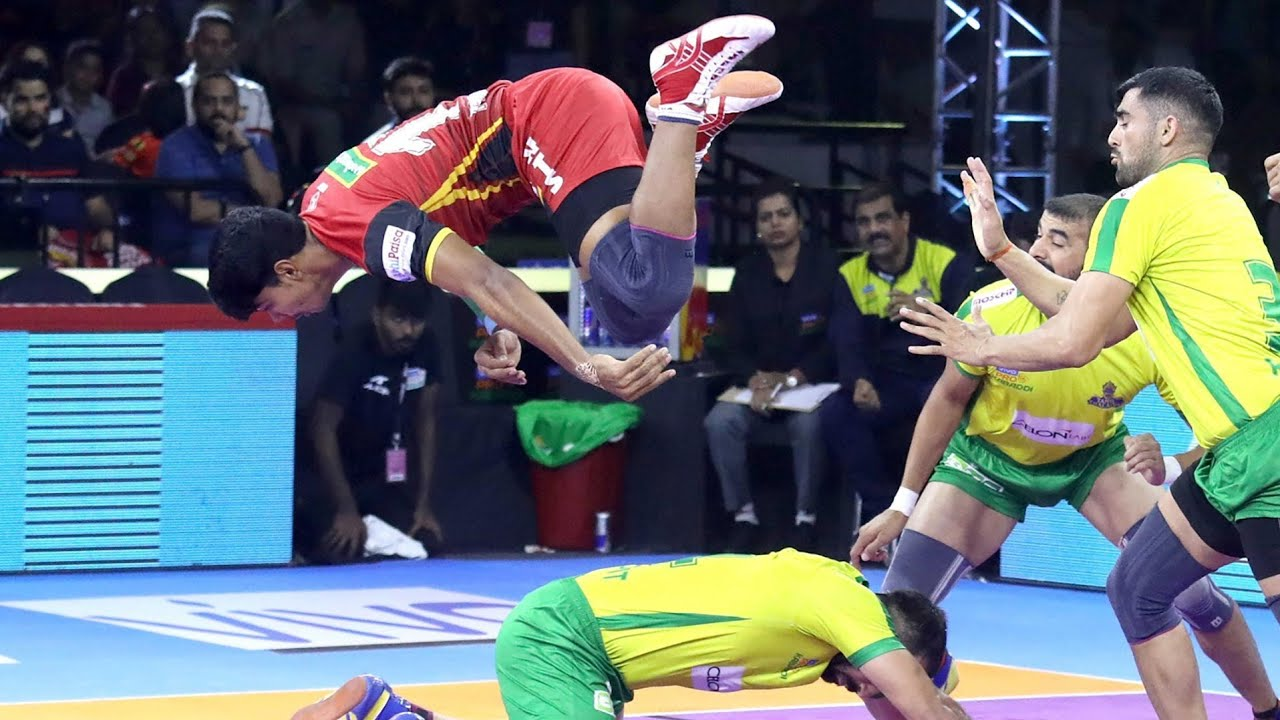 Download Pro Kabaddi 2019 Highlights | Bengaluru Bulls vs Tamil Thalaivas |  M70