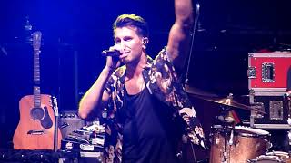 Russell Dickerson - 'Blue Tacoma' - Manchester 26/10/18 Video