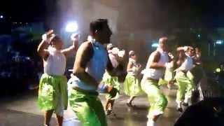 TORO MATA - ASOCIACIÓN AFROPERUANA LUNDU - XI Festival Internacional Esmeraldas Ecuador 2012
