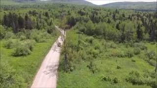 Overlanding through Green Mountain National Forest