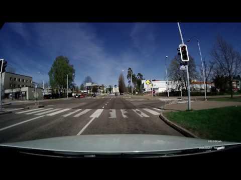 От Хельсинки до границы с Россией (трасса Е18) / Helsinki to Vaalimaa