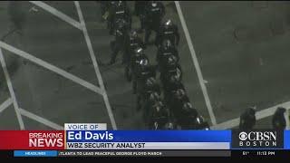 Ed Davis: Boston Police Were Well Prepared For Protests