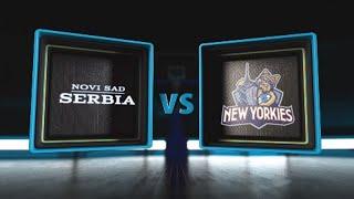 3BALL USA Showcase | Day 3: Quarterfinal #1 | Novi Sad Serbia vs New Yorkies