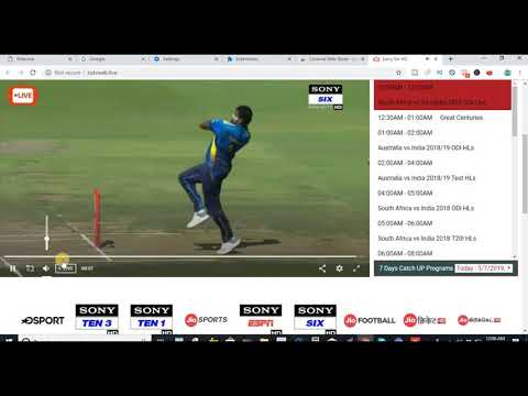 How To Watch Live TV Channels Free On PC 2019 | Hd Jio Or Airtel Tv On PC Or Laptop| Passive Fund