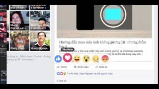 fb reactions