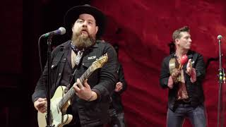Nathaniel Rateliff & The Night Sweats - Trying So Hard Not To Know (Live at Red Rocks)