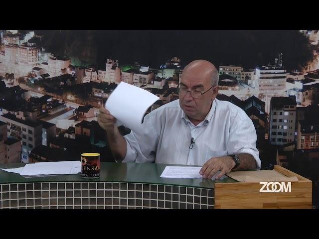 01-11-2019 - PENSANDO NOVA FRIBURGO - Sérgio Louback