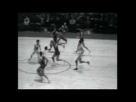 The First Basket in NBA History