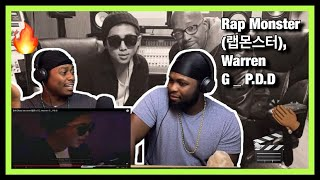 [Brothers React] Rap Monster(랩몬스터), Warren G _ P.D.D