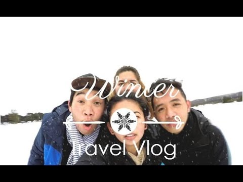 Winter Travel Vlog   New Zealand 2016   GoPro Hero 4 Black
