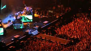 Linkin Park - Papercut (Live in Minsk 27.08.2015)