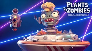 Space Cadet Zombie! - Plants vs. Zombies: Battle for Neighborville - Gameplay Part 7