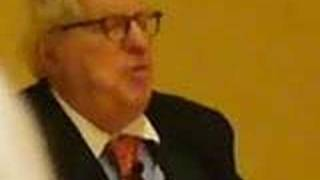 Ray Bradbury speaks about WRITING!