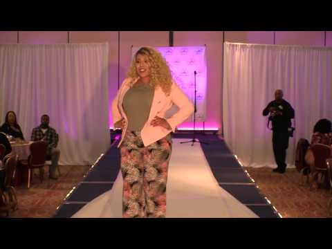28th Annual Ms. Full-Figured USA Pagent - Part 1