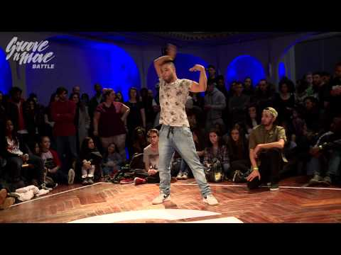 GROOVE'N'MOVE BATTLE 2015 - Tutting Qualifications 1-8