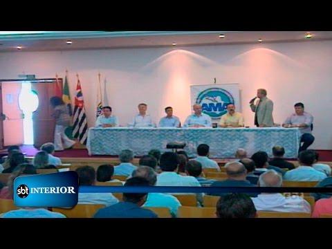 Rio Preto:Secretário Estadual do Turismo se reúne com prefeitos da região