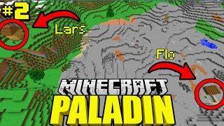 CHAOSFLO ist nicht WEIT?! - Minecraft PALADIN #2 [Deutsch/HD]
