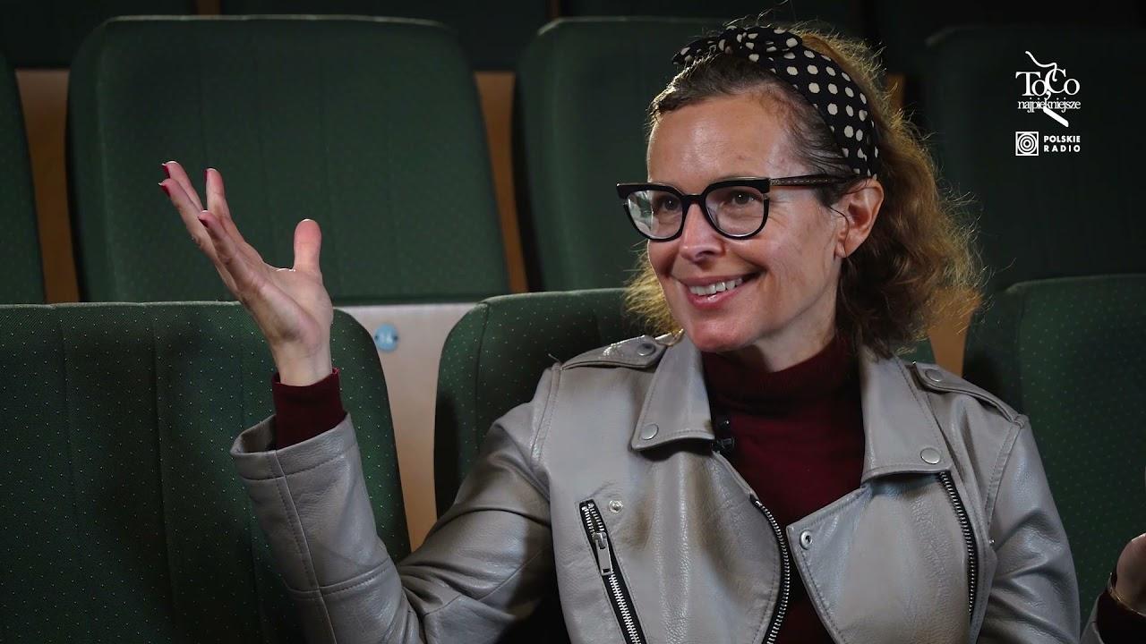 """Agata Passent wywiad cz.5   """"To, co najpiękniejsze..."""" -  Agnieszka Osiecka"""
