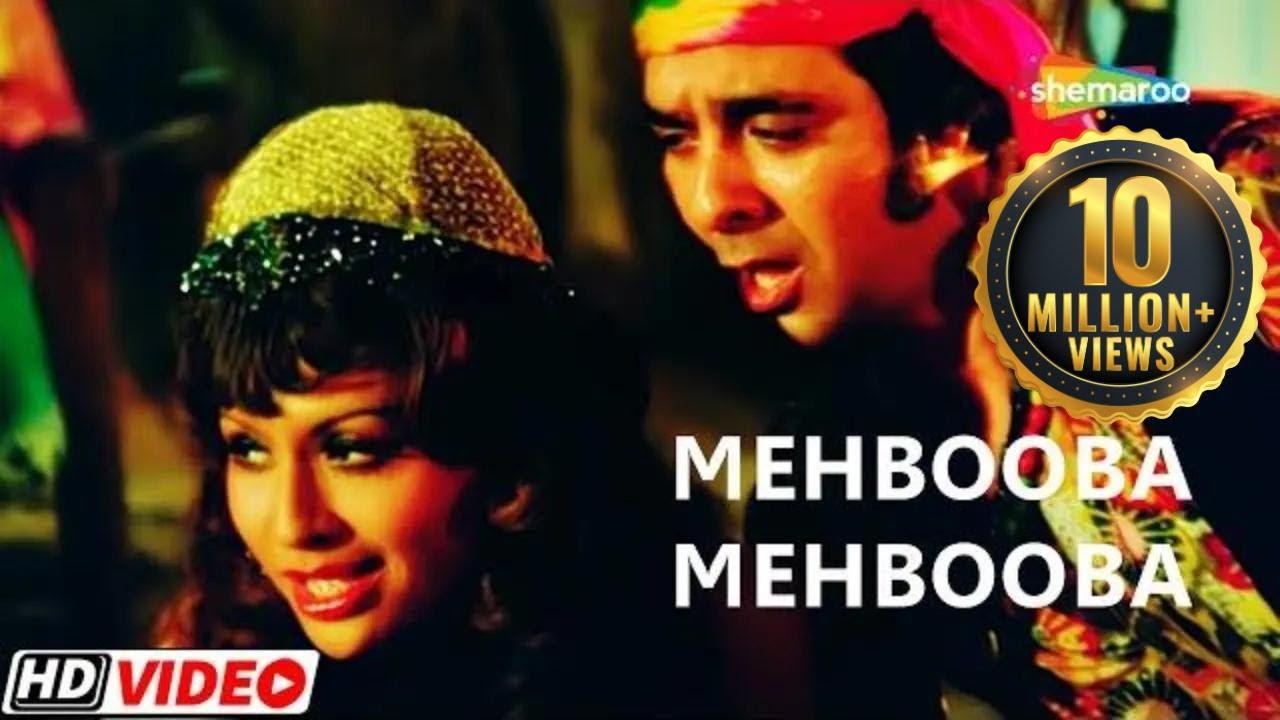 Download Mehbooba Mehbooba | R.D. Burman | Helen | Sholay - HD Video