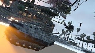 Fun With Glitches - GTA 5 Funny Moments