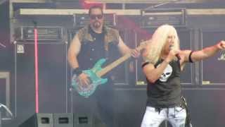 Twisted Sister - Burn In Hell (Hellfest 2013)
