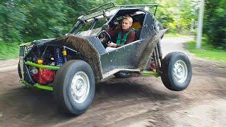 видео: Я купил БАГГИ!  Первый выезд // First start on the buggy