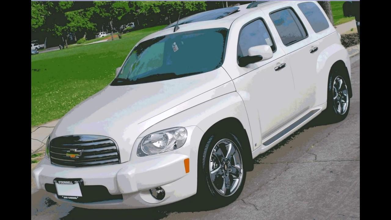 2010 Chevrolet Hhr Lt Sport Wagon 4d Youtube