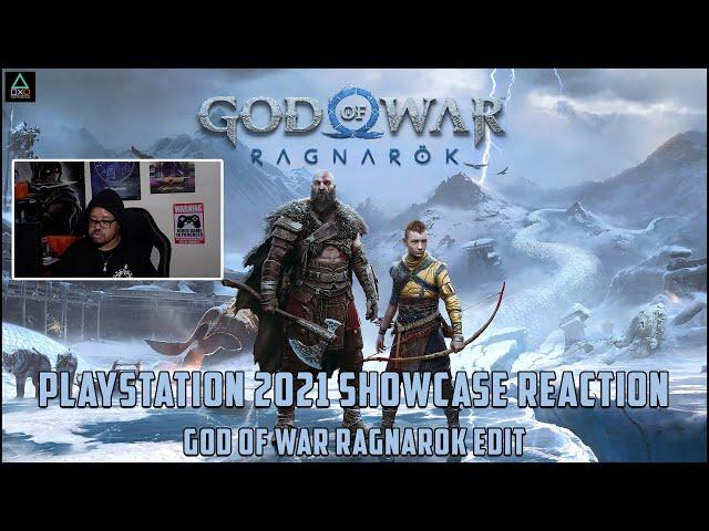 PlayStation 2021 Showcase Reaction: God of War Ragnarok Edit