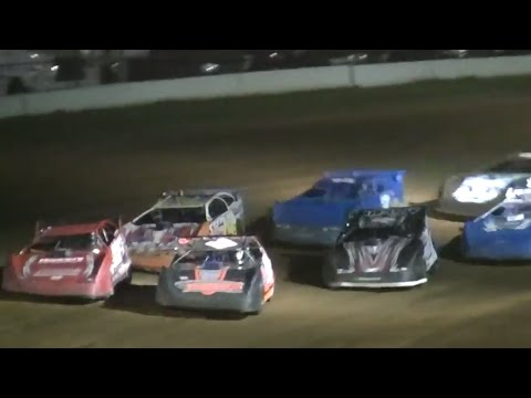 ULMS Super Late Model Feature | McKean County Raceway | Fall Classic | 10.10.14